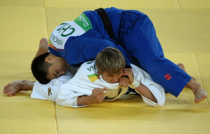 Российская дзюдоистка Кузютина завоевала бронзу Олимпиады в Рио