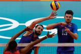 Волейболисты сборной России победили Кубу в матче Олимпиады