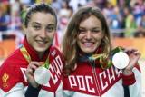 Велогонщицы Шмелева и Войнова завоевали серебро ОИ в спринте на треке