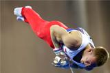 Российский гимнаст Аблязин завоевал бронзу ОИ в упражнениях на кольцах