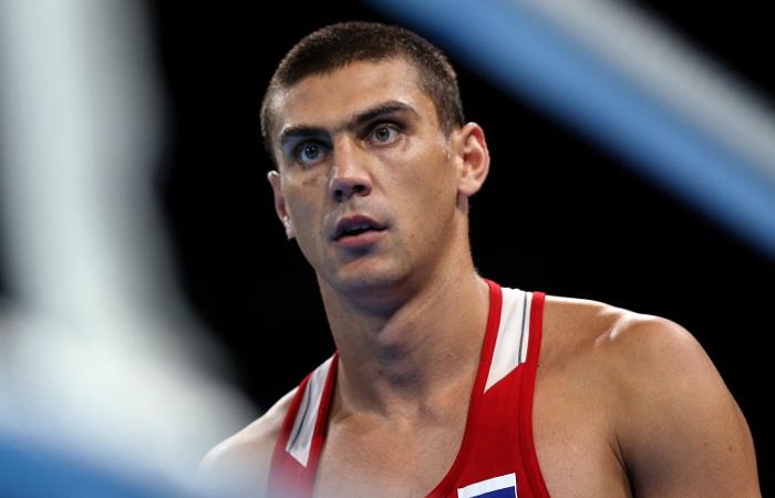 Российский боксер Тищенко завоевал золото ОИ в весовой категории до 91 кг
