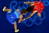 Россиянка Коблова стала серебряным призером Олимпиады в женской борьбе