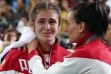 Россиянка Воробьева взяла серебро Олимпиады в женской борьбе