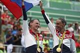 Сборная России сохранила четвертое место в общем зачете Олимпиады