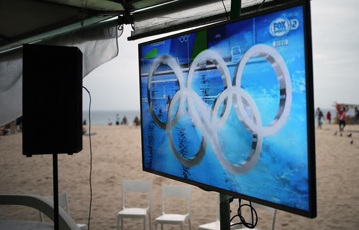 Олимпиада-2016. День 14-й. Онлайн