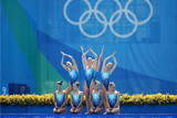 Российские синхронистки выиграли Олимпиаду-2016 в соревновании групп