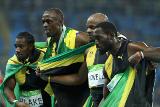 Усэйн Болт стал девятикратным олимпийским чемпионом