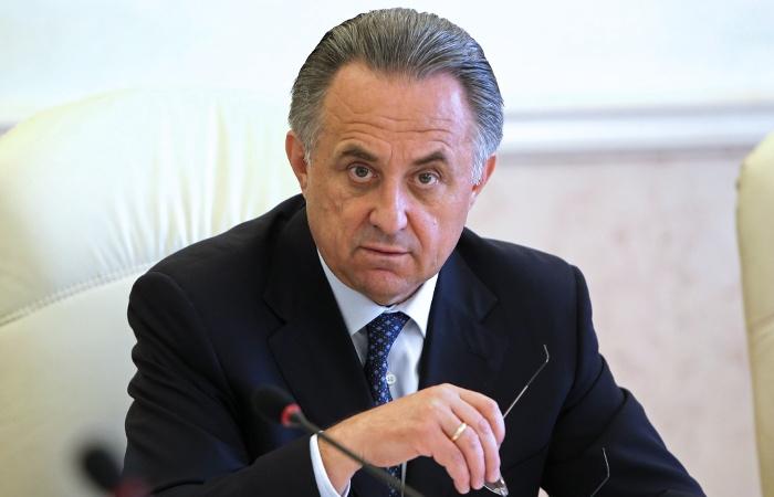 Мутко назвал блестящим выступление российских спортсменов в Рио