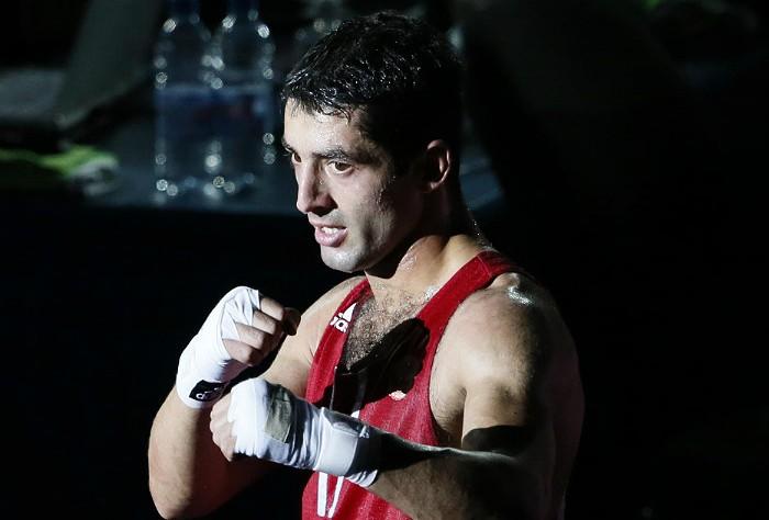 Боксер Миша Алоян принес России серебряную медаль Олимпиады в Рио