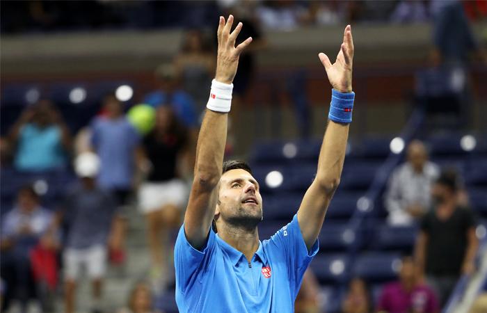 Джокович вышел во второй круг US Open