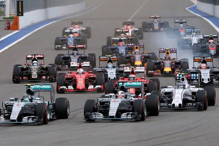 """Американская компания Liberty Media объявила о покупке """"Формулы 1"""""""