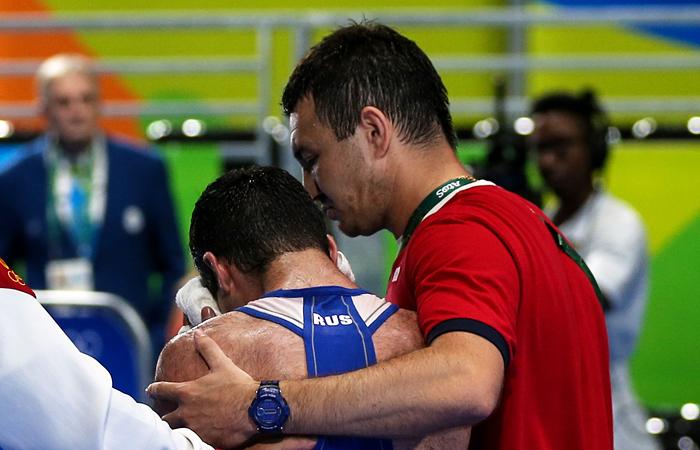 Тренер боксера Алояна объяснил наличие запрещенных веществ в допинг-пробе