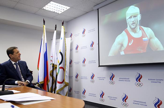 ОКР признал успешным выступление россиян в Олимпиаде в Рио