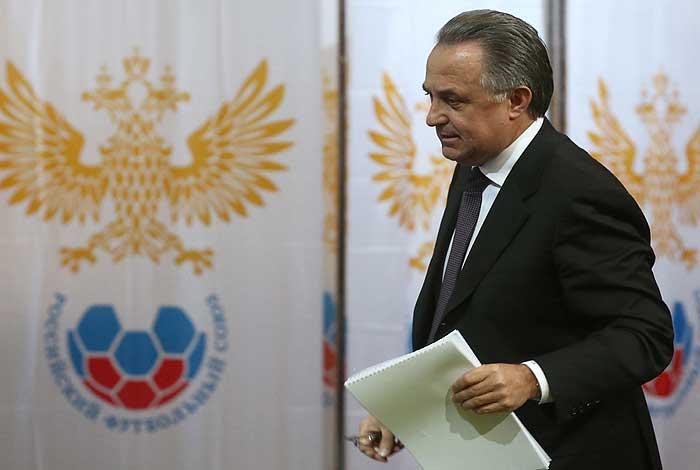 Мутко переизбран на пост главы РФС