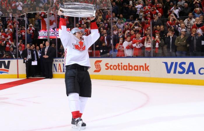 Канада выиграла Кубок мира по хоккею
