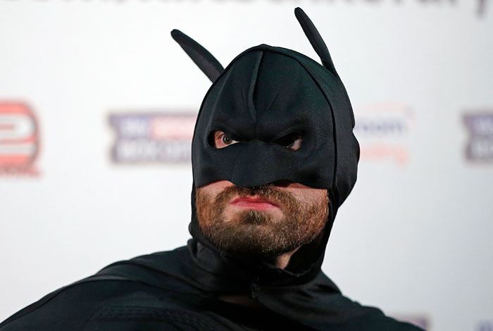 Британский боксер Фьюри объявил о завершении карьеры