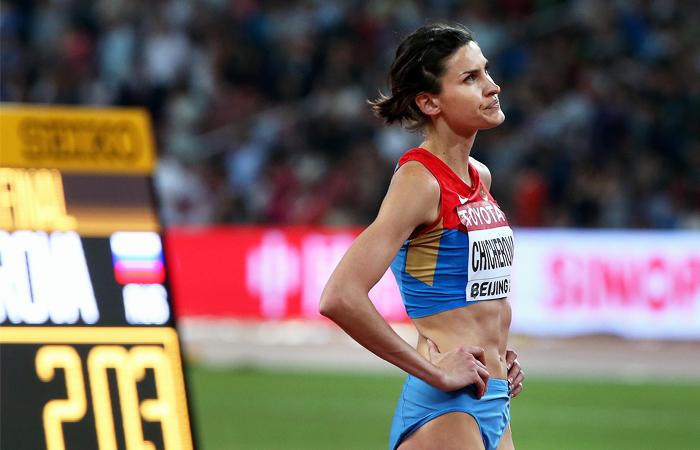 Обладательницу бронзы Игр-2008 Чичерову лишат медали из-за допинга