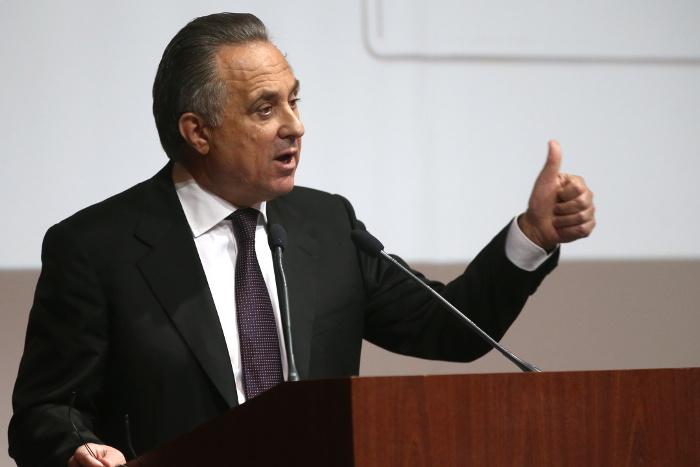 Мутко заявил о выполнении федерацией легкой атлетики критериев соответствия