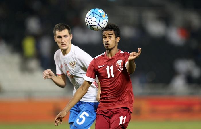 Сборная России по футболу проиграла Катару