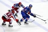 Хоккеисты СКА победили ЦСКА в матче КХЛ