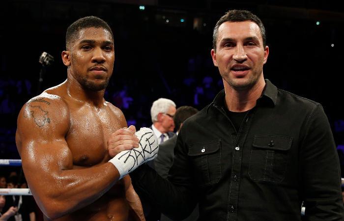 Определился соперник Кличко за титул чемпиона мира по версии WBA