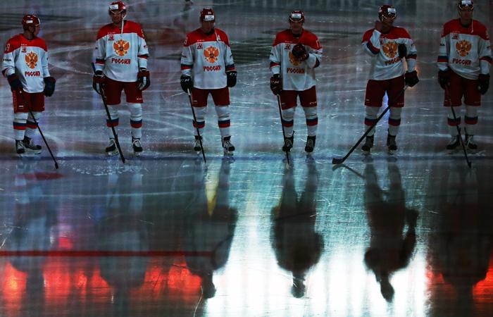 Назван окончательный состав сборной России по хоккею на Кубок Первого канала