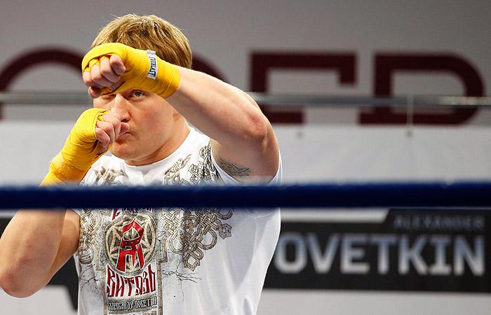 Промоутер Поветкина заявил о возможной дисквалификации боксера из-за допинга