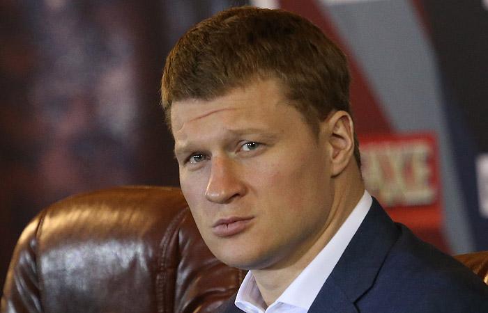 Тест на допинг Поветкина дал положительный результат