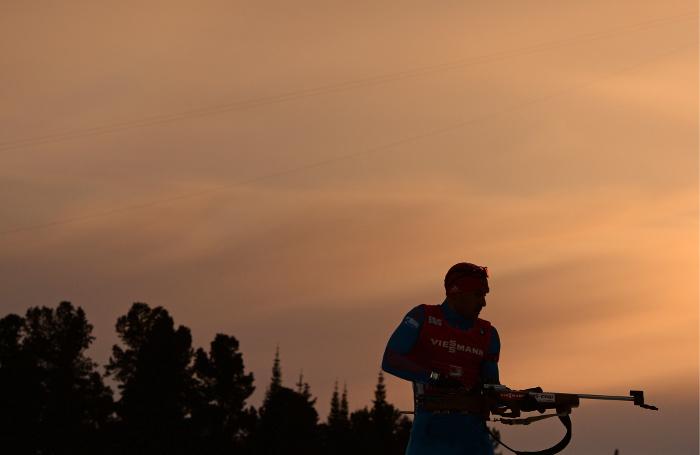 СМИ узнали об угрозе отмены этапа Кубка мира по биатлону в РФ