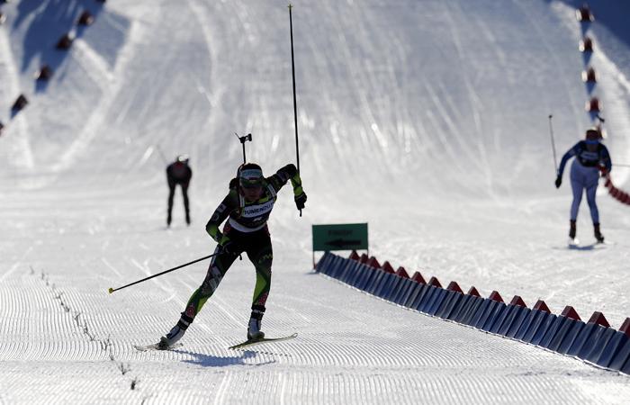 Союз биатлонистов России отказался от проведения этапа Кубка мира в Тюмени