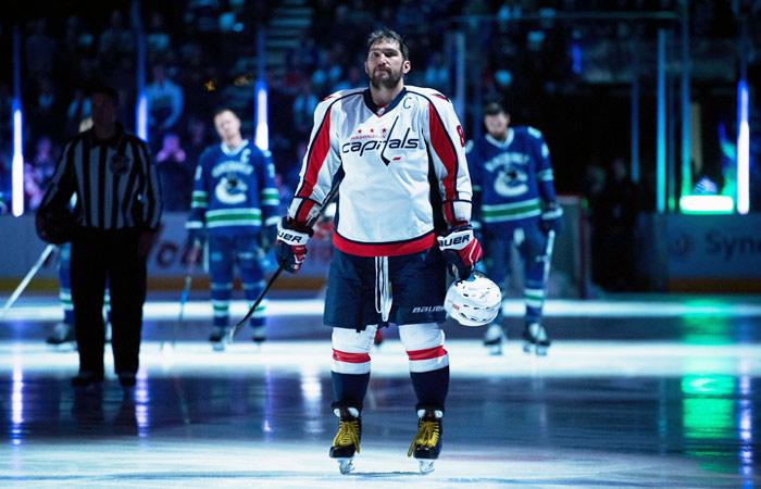 Овечкин преодолел отметку в 1000 очков в НХЛ