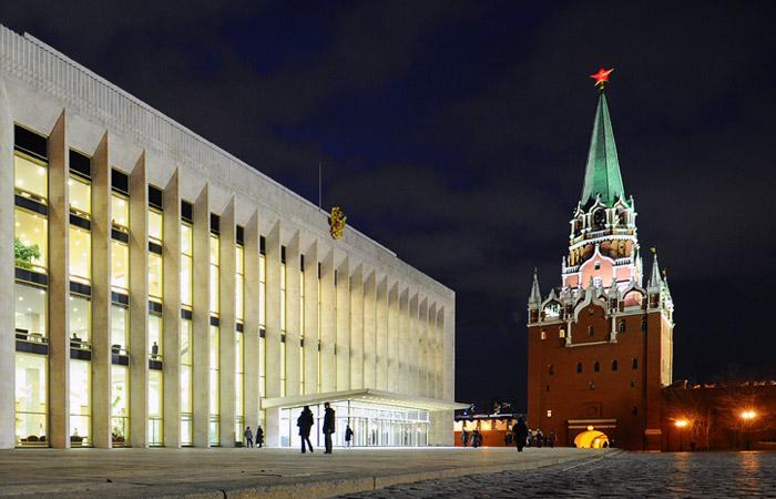 Россия предложила провести жеребьевку ЧМ-2018 в Кремле