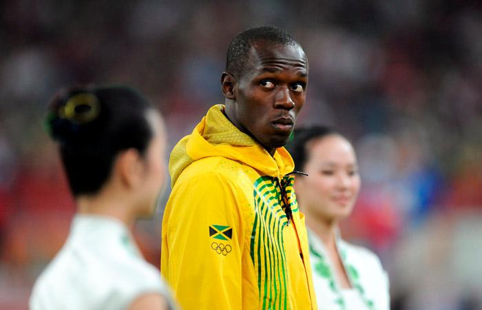 Усэйн Болт лишен золота эстафеты Олимпиады-2008
