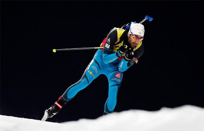 Мартен Фуркад выиграл общий зачет Кубка мира по биатлону