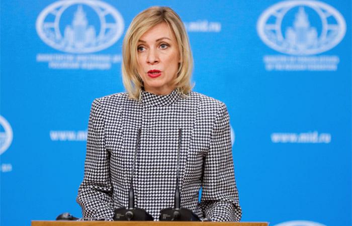 Захарова заявила о готовящейся Западом кампании по срыву ЧМ-2018