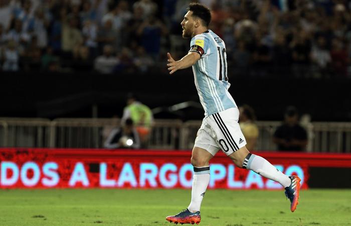ФИФА дисквалифицировала Месси на четыре отборочных матча ЧМ-2018