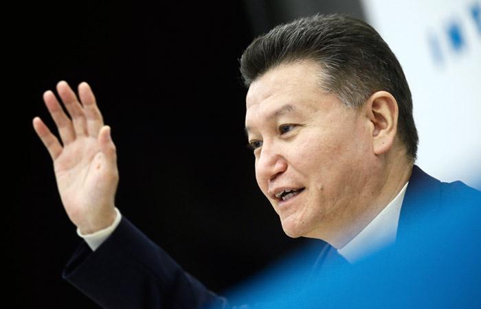 Вице-президент ФИДЕ объяснил появление сообщений об отставке Илюмжинова