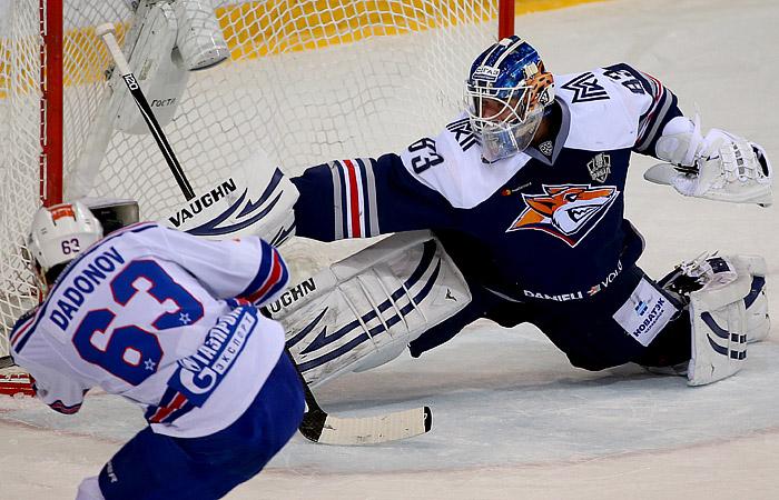 СКА во второй раз стал обладателем Кубка Гагарина КХЛ