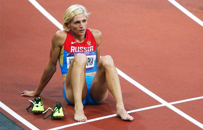 Пять легкоатлетов из РФ сознались в нарушении антидопинговых правил