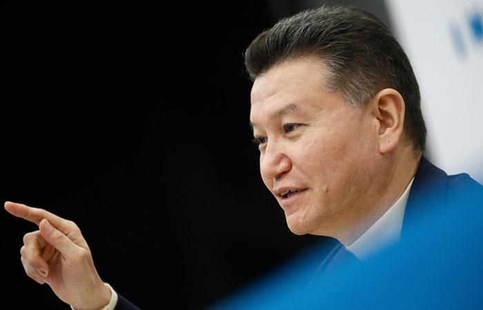 Илюмжинов вновь выдвинет свою кандидатуру на пост главы ФИДЕ