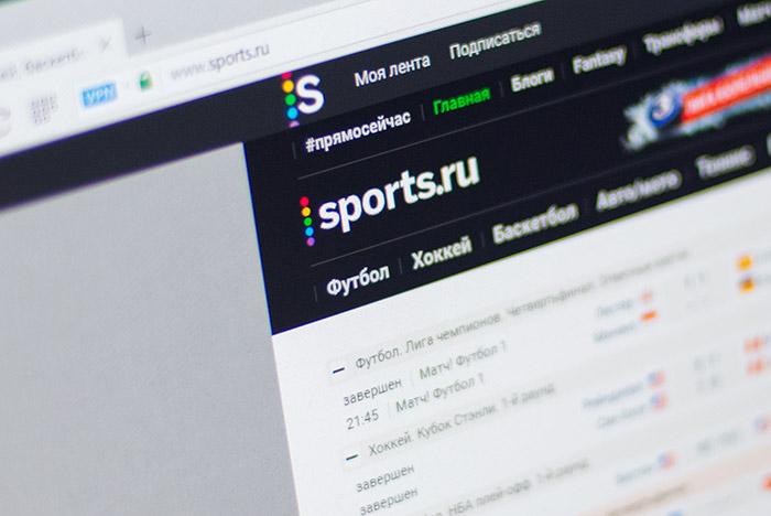 """Роскомнадзор отказался блокировать Sports.ru после жалобы """"Матч ТВ"""""""