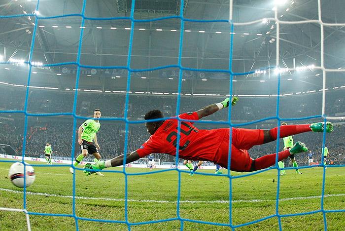 Стали известны пары 1/2 финала Лиги Европы УЕФА