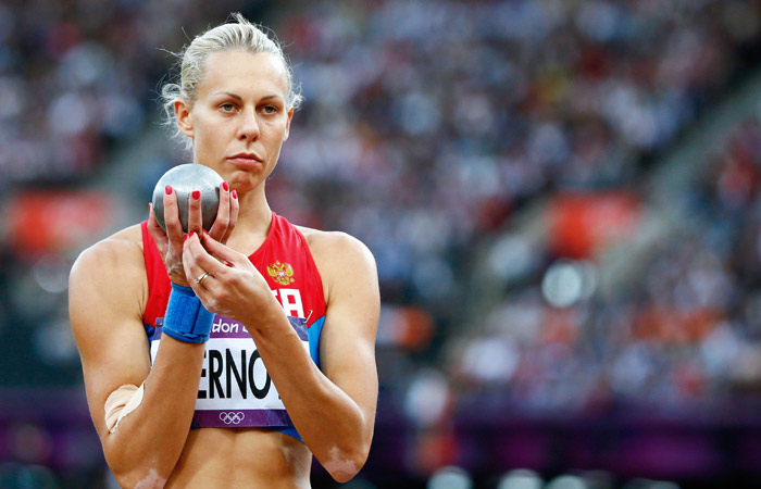 МОК дисквалифицировал бронзового призера ОИ-2008 по семиборью Татьяну Чернову