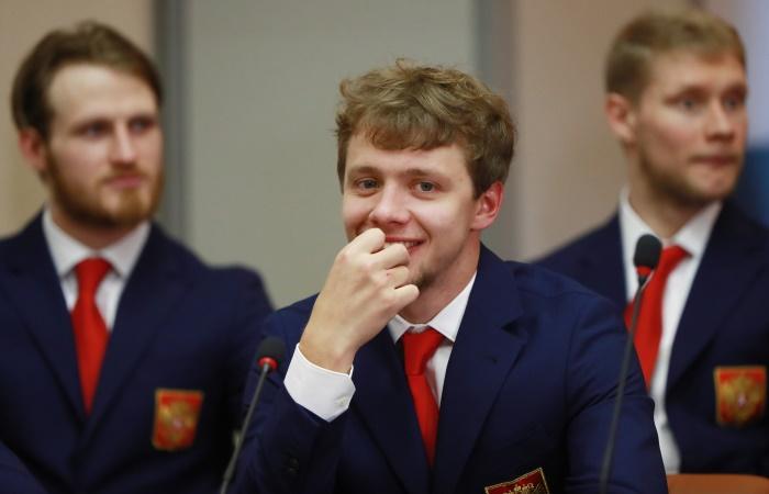 Назван расширенный состав сборной России на ЧМ по хоккею