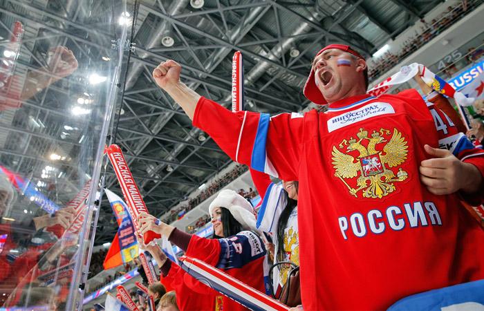 Букмекеры оценили шансы сборной России на выигрыш ЧМ по хоккею