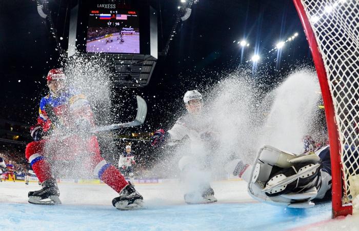 Россия сыграет с Чехией в четвертьфинале ЧМ по хоккею