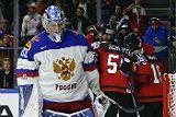 Россия проиграла Канаде в полуфинале ЧМ по хоккею