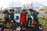 Мексика - Новая Зеландия. Онлайн