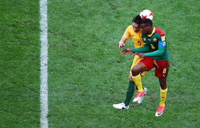 Камерун и Австралия сыграли вничью