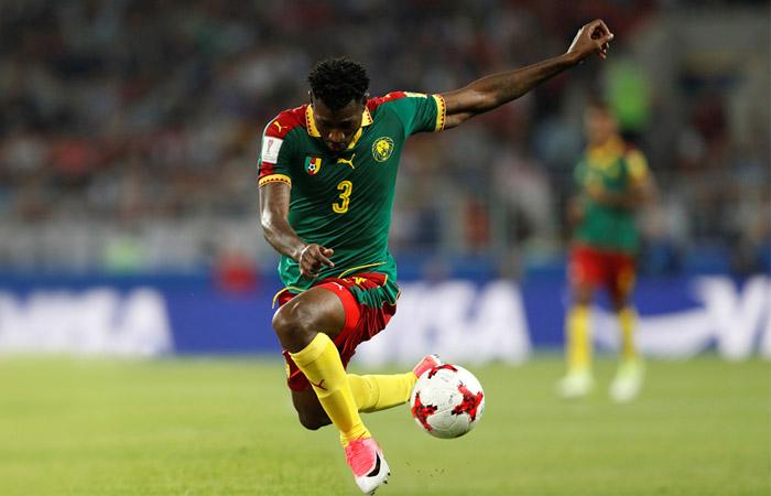 Камерун - Австралия. Онлайн